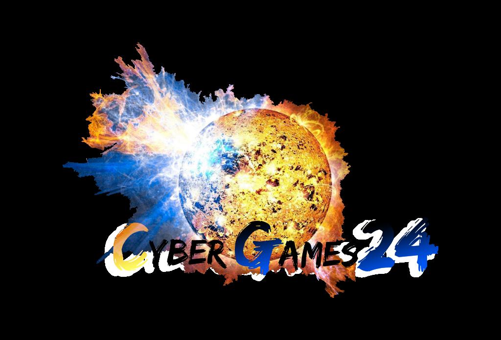 Logo de cyber games