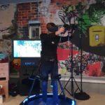 Simulateur Kat VR