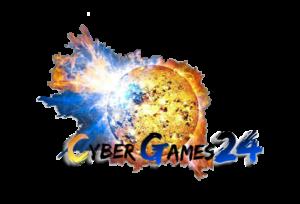 Logo Cyber Games 24