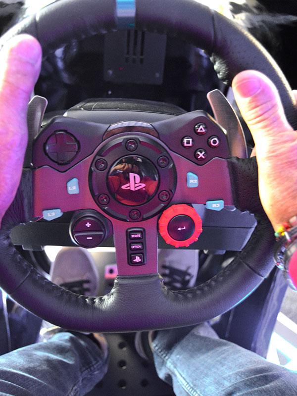 Simulateur auto